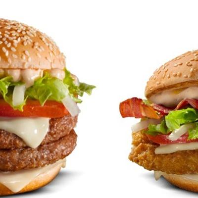 McDonald's aumenta a família BIG TASTY