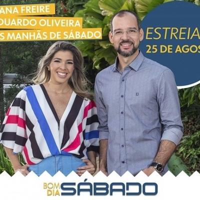 TV BAHIA LANÇA JORNAL PARA AS MANHÃS DE SÁBADO