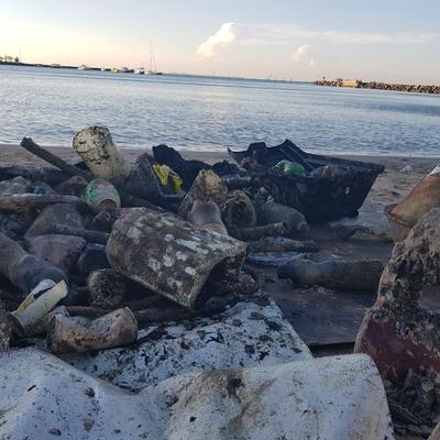 Devassa realiza limpeza do oceano após tradicional Banho de Mar à fantasia