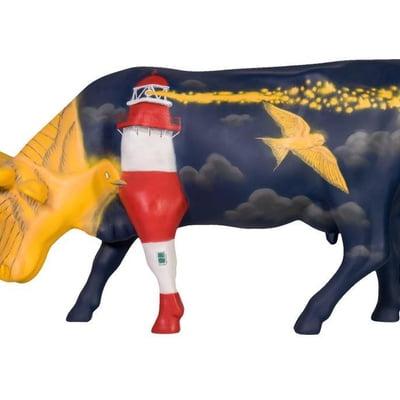 Shopping da Bahia participa da CowParade Brasil em Salvador
