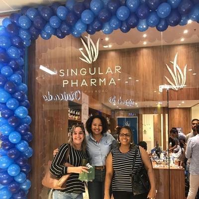 Singular Pharma inaugura loja no Shopping Center Lapa com espaço de experimentação