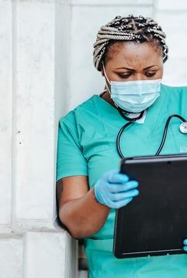 Correio da Esperança virtual leva mensagens de força para profissionais da saúde