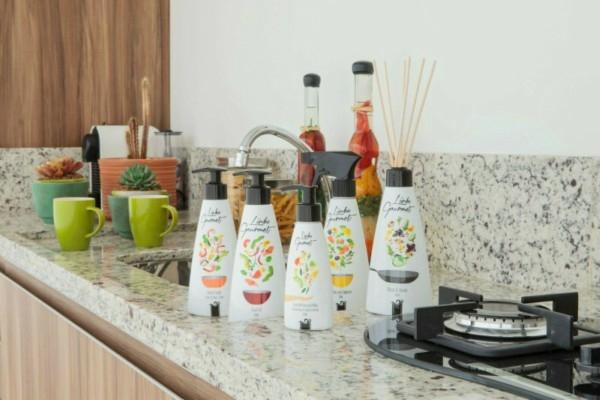 Linha Gourmet: Fragrância especial para amantes da gastronomia